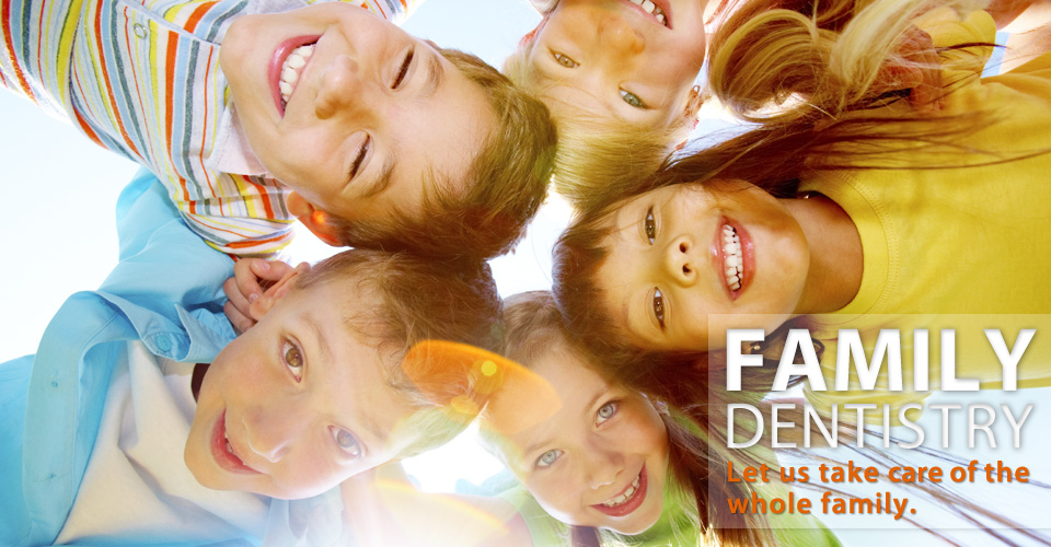 Family dentistry with a dentist in Provo and Orem