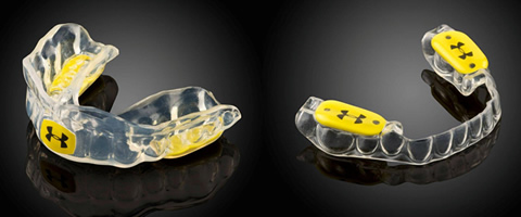 Under Armour mouthguards in Utah County and Orem